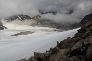 Большой Ала-Арчинский ледник