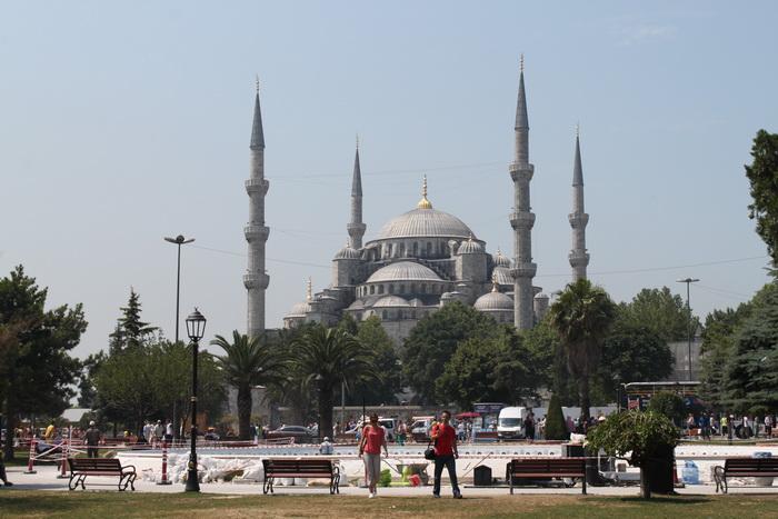 Стамбул. Основные достопримечательности.