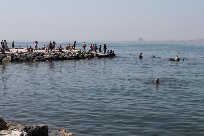 пляж на Адаларах
