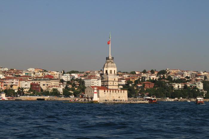 Девичья башня на Босфоре