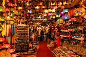 Стамбул. Гранд базар.