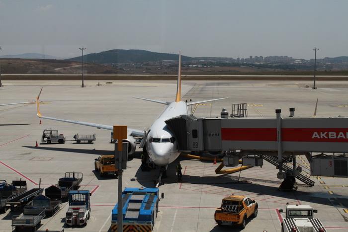 На Анталью - аэропорт Стамбула Сабиха Гекчен