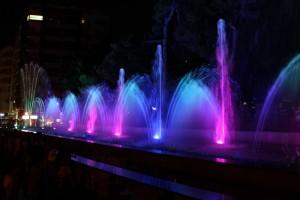 Танцующие фонтаны Антальи.