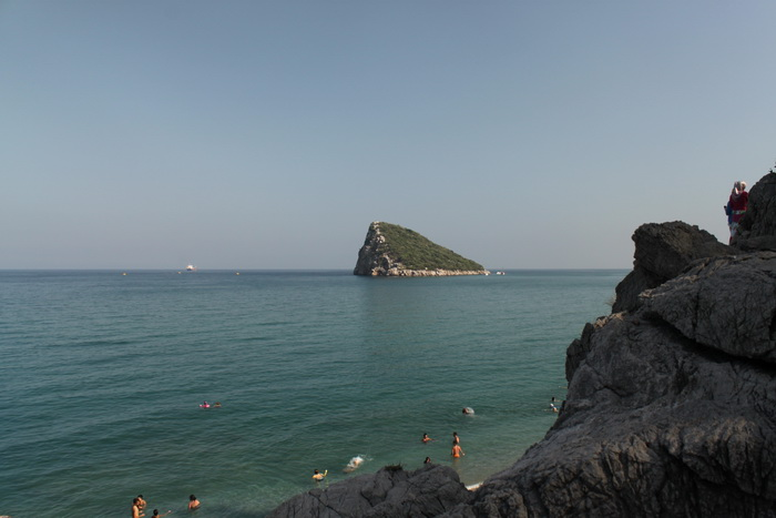 Анталия. Пляж Топчам.