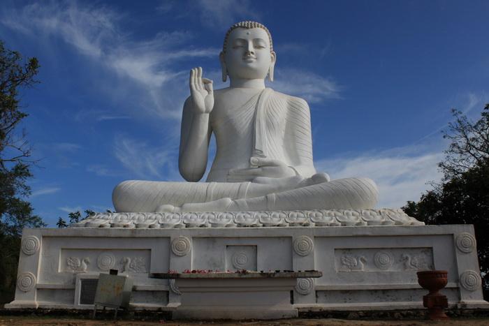 Шри-Ланка страна храмов
