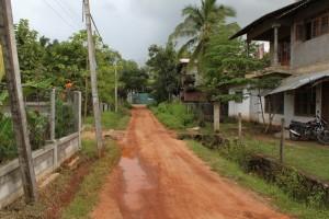 Анурадхапура. По дороге из гестхауза.