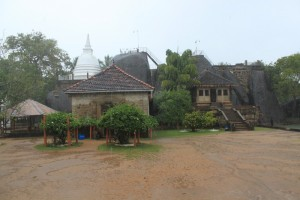 Анурадхапура. Храм Инсурмуния.