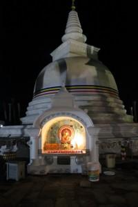Анурадхапура. Тхупарамайя дагоба.