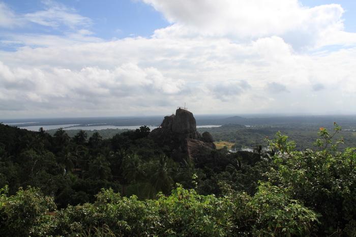 Михинтале. Гора медитаций Арадана Гала.