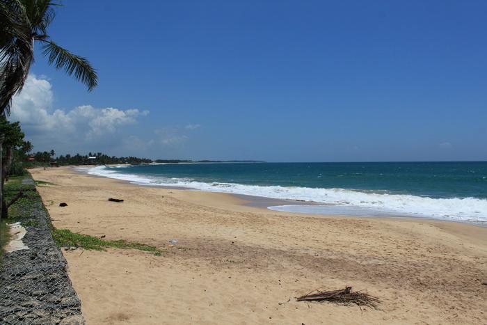 Шри-Ланка. Тангалле. Индийский океан.