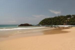 Мирисса. Пляж.