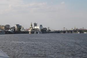 Киев. Прогулка по Днепру.