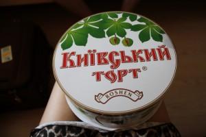 Киевский торт.