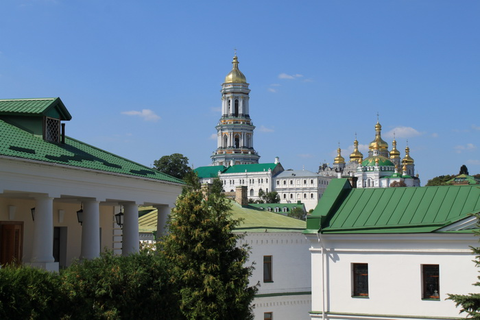 Киев. Верхняя Лавра.