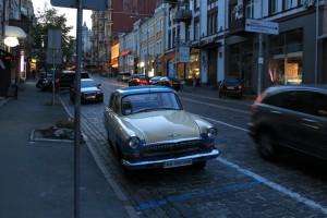 Киевские улочки.