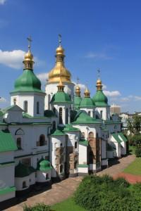Киев. Софийский собор.