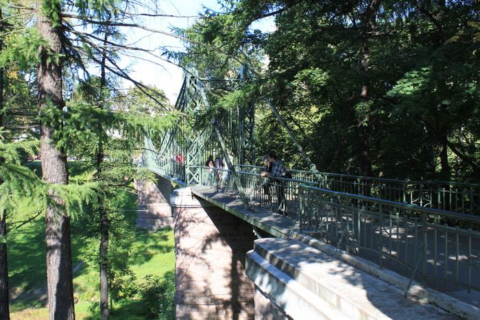 Кронштадт. Мост перед Морским Собором.