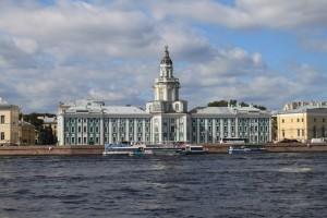 Санкт-Петербург. Кунсткамера.