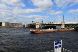 Санкт-Петербург. Дворцовый мост.