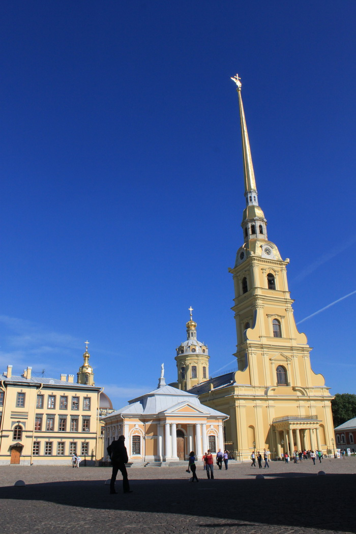 Санкт-Петербург. Собор Петра и Павла.