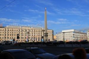 Санкт-Петербург. Площадь Восстания.