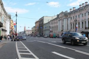 Санкт-Петербург. Невский проспект.