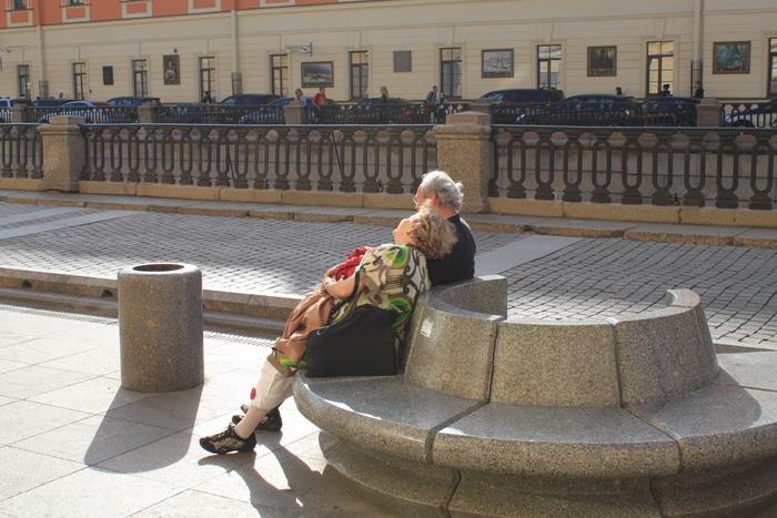 Санкт-Петербург. Город влюбленных.