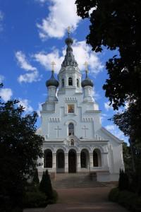 Кронштадт. Храм Владимирской иконы Божией Матери.
