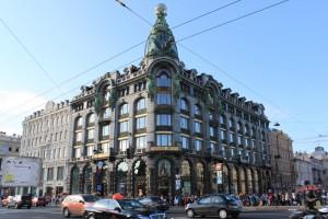 Санкт-Петербург. Офис ВКонтакте.