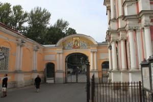 Санкт-Петербург. Свято-Троицкая Александро-Невская лавра.