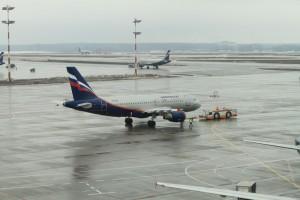Москва. Аэропорт Шереметьево.