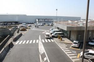 Париж. Аэропорт Шарль-де-Голль.