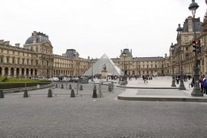 Париж. Лувр.