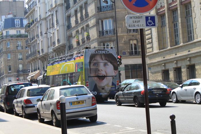 Париж. Восторженные впечатления.