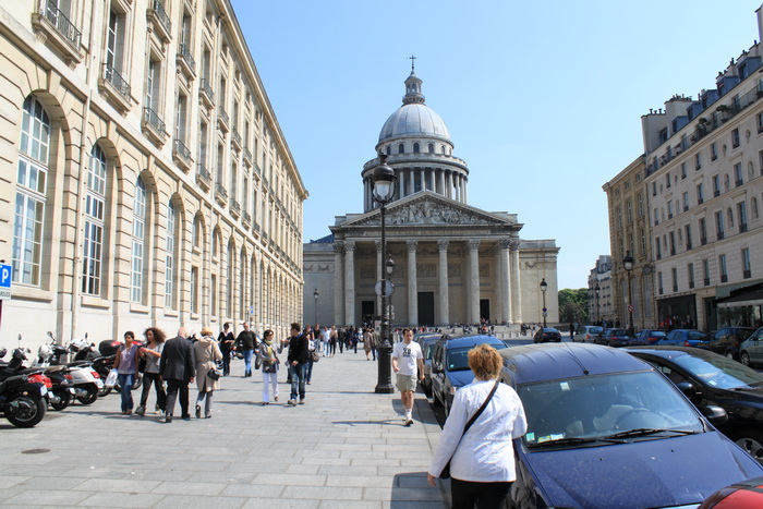Париж. Пантеон.