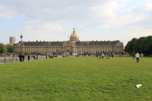 Париж. Дом инвалидов.