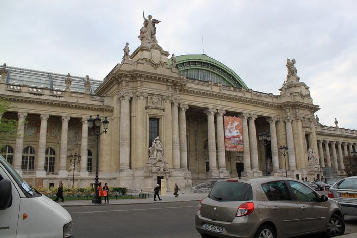 Париж. Большой дворец.