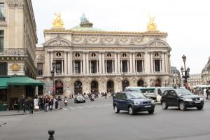 Париж. Опера Гарнье.