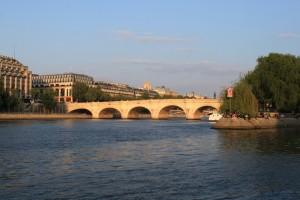 Париж. Прогулки по Сене.