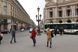 Париж. Бульвар Капуцинов.