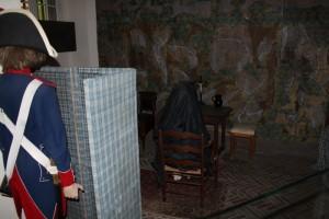 Париж. Тюрьма Консьержери. Мария-Антуанетта.