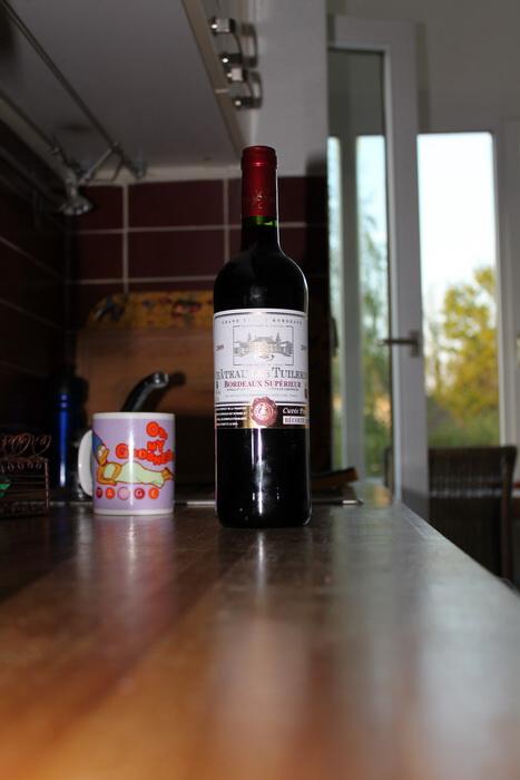 Марли ле Руа. Пригород Парижа. Немного французского вина.