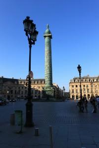 Париж. Вандомская площадь.