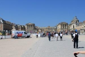 Версаль. Версальский дворец.