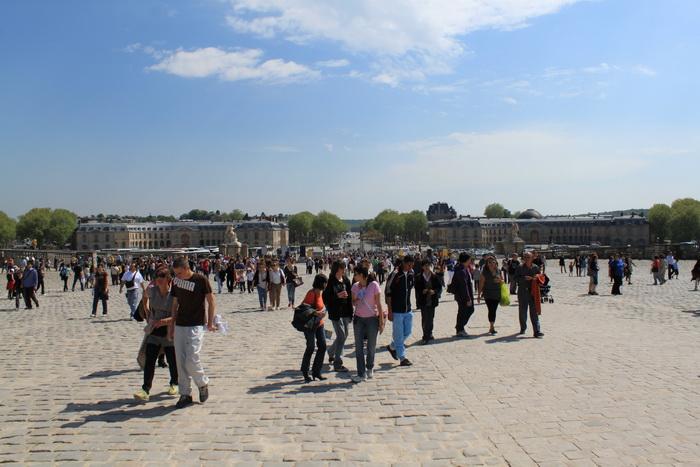 Версаль. Версальский парк.