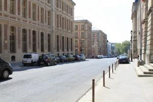 Улицы Версаля.