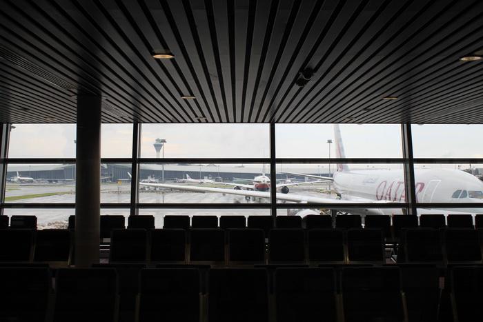 Малайзия. Куала-Лумпур. Аэропорт.