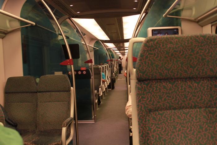 Малайзия. Куала-Лумпур. Аэроэкспресс KLIA Express.