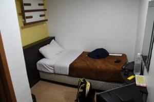 Малайзия. Куала-Лумпур. Мой отель в Чайна Тауне.