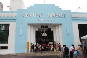 Куала-Лумпур. Central Market.